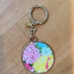 Lilly key chain